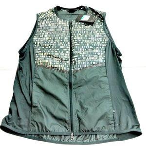 Nike Aeroloft sleeveless vest womens sz XL